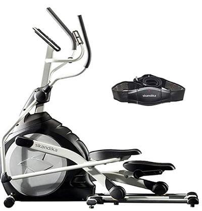 Vélo elliptique SKANDIKA