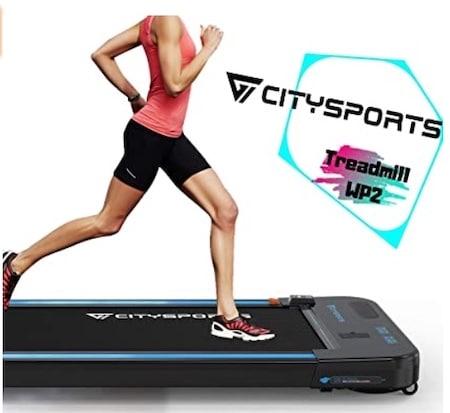 Citysports tapis de course